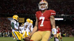 Colin Kaepernick is a beast!
